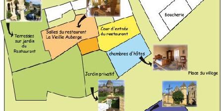 Chez Mémé Louise L'Auberge de Saint Geniès en Perigord en dordogne, Chambres d`Hôtes Saint Geniès (24)