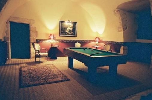 Chateau des Noyers, Chambres d`Hôtes Martigne Briand (49)