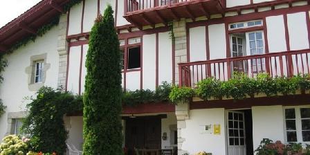 Irazabala Irazabala, Chambres d`Hôtes Espelette (64)