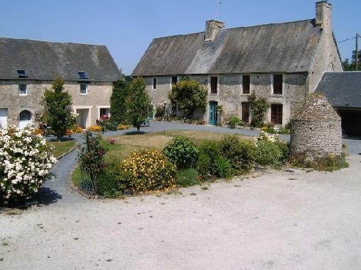 Les Pieris, Chambres d`Hôtes Grandcamp Maisy (14)