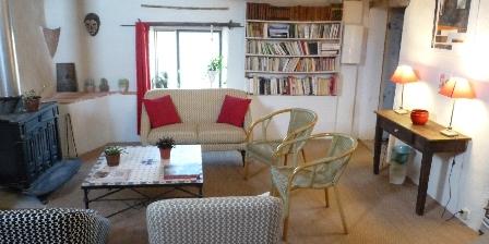 Atelier de Fons La Magnanerie, Chambres d`Hôtes Fons Sur Lussan (30)