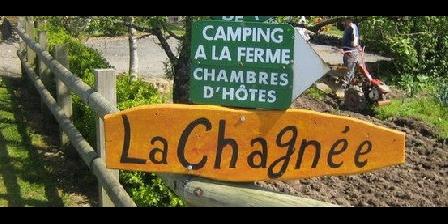 La Chagnee La Chagnee, Chambres d`Hôtes Saint Aubin Le Cloud (79)
