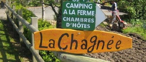 La Chagnee, Chambres d`Hôtes Saint Aubin Le Cloud (79)