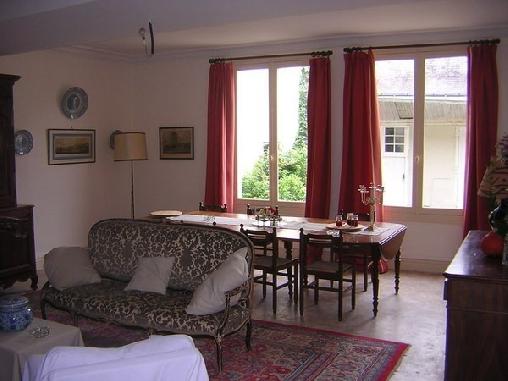 Les Longchamps, Chambres d`Hôtes Neuillé (49)