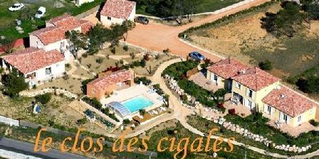 Le Clos des Cigales Le Clos des Cigales, Gîtes Massillargues-Atuech (30)