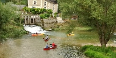 Le Moulin de St Jean Le Moulin de St Jean, Chambres d`Hôtes Loches (37)
