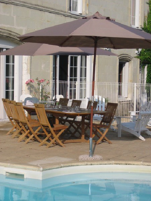 Villa Richelieu, Chambres d`Hôtes Chatellerault (86)