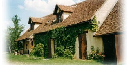 La-Rebardiere La-Rebardiere, Chambres d`Hôtes Thesee (41)