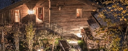 Bed and breakfast Le Chalet des Troncs