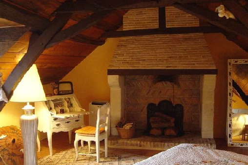 Manoir des Forges, Chambres d`Hôtes Saint Brice (53)