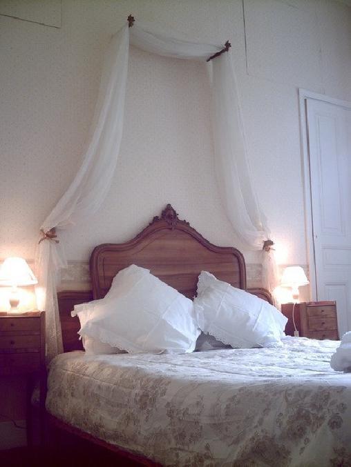 Chambre d'hote Landes - Château d'Agès, Chambres d`Hôtes Morcenx (Bourg) (40)