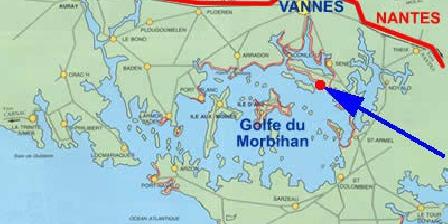 Gite Morbihan Gites > Morbihan Gites, Gîtes Vannes Séné (56)