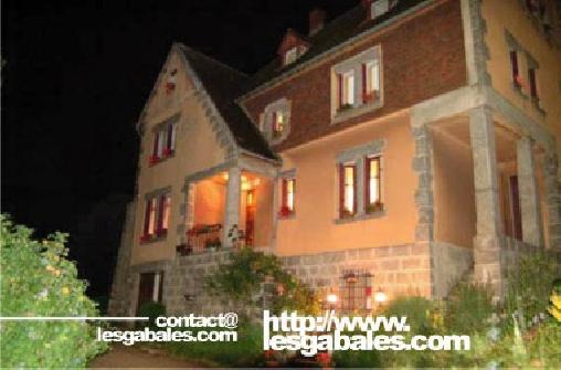 Chambres et table d'hôtes des Gabales, Chambres d`Hôtes Saugues (43)