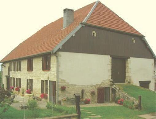 Chambres d'hotes Doubs, ...