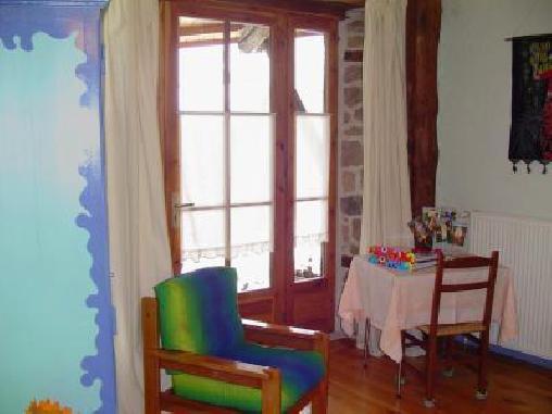 Chez la Vierzou, Chambres d`Hôtes Charraix (43)