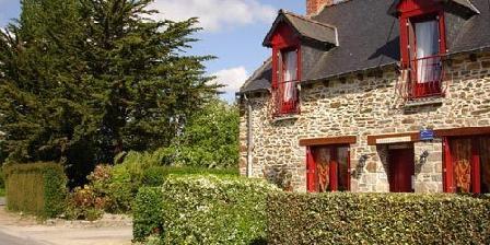 Le Domaine  Chambres d'hôtes Le Domaine à Hirel, Chambres d`Hôtes Hirel (35)