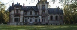 Bed and breakfast Château de Bois Rabot