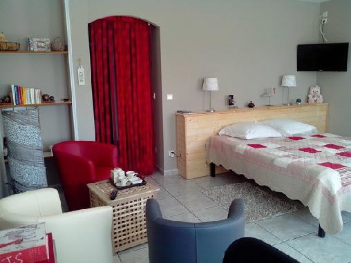 Gite et Chambres d'hotes Le Panorama, Chambres d`Hôtes Vieille Brioude (43)