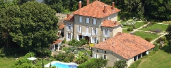 Bed and breakfast Chateau de Lahitte