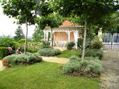 Chateau de Lahitte, Chambres d`Hôtes Vergoignan (32)