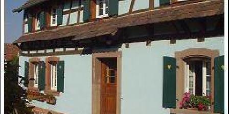 Les Hirondelles Gîte Rural Les Hirondelles, Chambres d`Hôtes Salmbach (67)