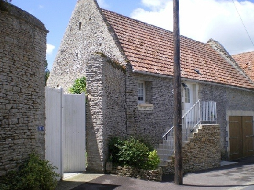 Chambre d'hote Calvados - Aux Fleurs d'Anémone, Chambres d`Hôtes Ver Sur Mer (14)