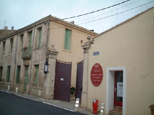 Domaine de Roquemale, Chambres d`Hôtes Villeveyrac (34)