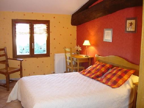 Chambre d'hote Loire - Chambres du  Thévenon, Chambres d`Hôtes Grezieux Le Fromental (42)