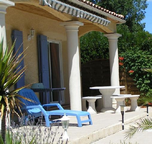 Vanille en Provence, Gîtes Saint-Nazaire (30)