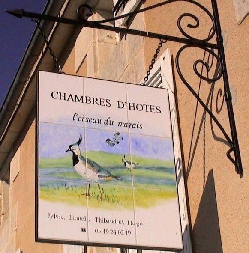 Chambre d'hote Deux-Sèvres - Marais Poitevin Chambre d'hôte - Gîte l'oiseau du Marais, Chambres d`Hôtes Le Vanneau (79)