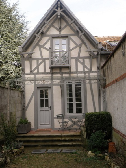 Chambre d'hote Aube - La Framboisine, Chambres d`Hôtes Troyes (10)