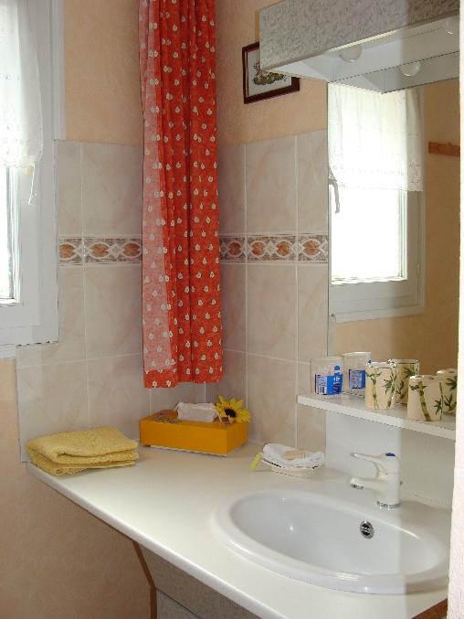 cabinet toilette avec douche