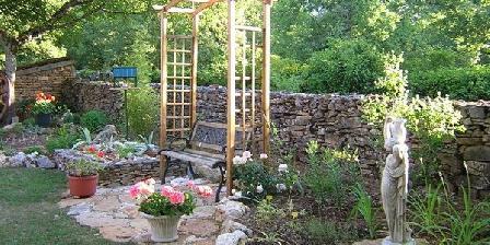 Gîte de Lescurou 8 pers. Jardin paysagé