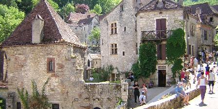 Cottage Gîte de Lescurou 8 pers. > St Cirq Lapopie