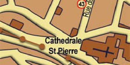 Au Coeur d'Angouleme Au Coeur d'Angouleme, Chambres d`Hôtes Angouleme (16)