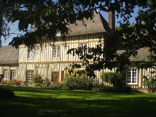 La Charretterie, Chambres d`Hôtes Bacqueville En Caux (76)