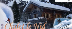 Cottage Chalet Le Nid