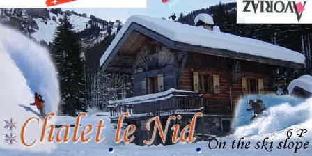 Chalet Le Nid Morzine-Avoriaz - Chalet Le Nid, Gîtes Morzine (74)