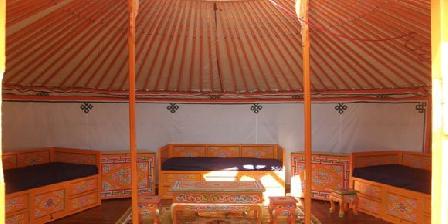 Nomade Lodge Nomade Lodge, Chambres d`Hôtes La Chapelle-Gauthier (77)