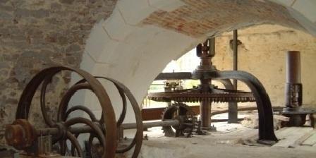 Le Moulin de Cherré Pageot, Gîtes Aubigné Racan (72)