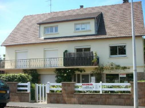 Résidence Villa Rose des Vents, Chambres d`Hôtes Jullouville (50)