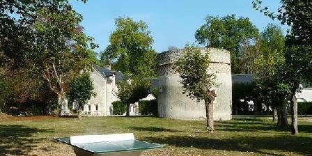 Château de Roujoux  Gîte rural 3 épis du Château de Roujoux 10 personnes, Gîtes Fresnes (41)