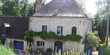 Le Moulin Hodoux Le Moulin Hodoux, Chambres d`Hôtes Luynes (37)
