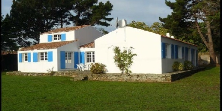 Villa La F'nouil  Villa La F'nouil Ile d'Yeu :  8 à 12 personnes, Gîtes L'Île D'Yeu (85)