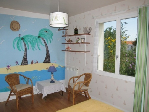 Au Petit Hunier, Chambres d`Hôtes La Jarrie (17)