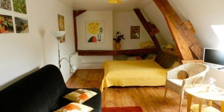 Boisbelle Boisbelle, Chambres d`Hôtes Henrichemont (18)