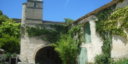 Chambre Blanche de Castille Chambre Blanche de Castille, Chambres d`Hôtes Galargues (34)