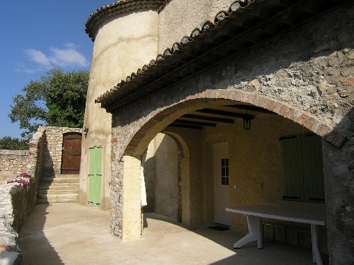 Domaine Deboisset, Chambres d`Hôtes Saint Ambroix (30)