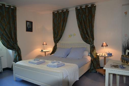 Chambre d'hote Ariège - Les Forges d'Enfalits, chambre MYRTILLE