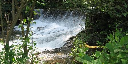 Les Forges d'Enfalits Forges d'Enfalits, le barrage